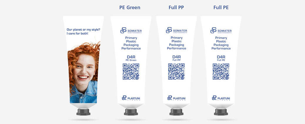 Tubes Full PP - Full PE - PE Green