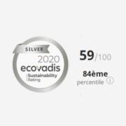 Somater EcoVadis Silver