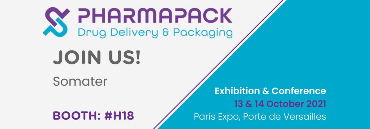 Pharmapack - 13 et 14 octobre 2021
