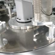 Impression au laser de bouchons